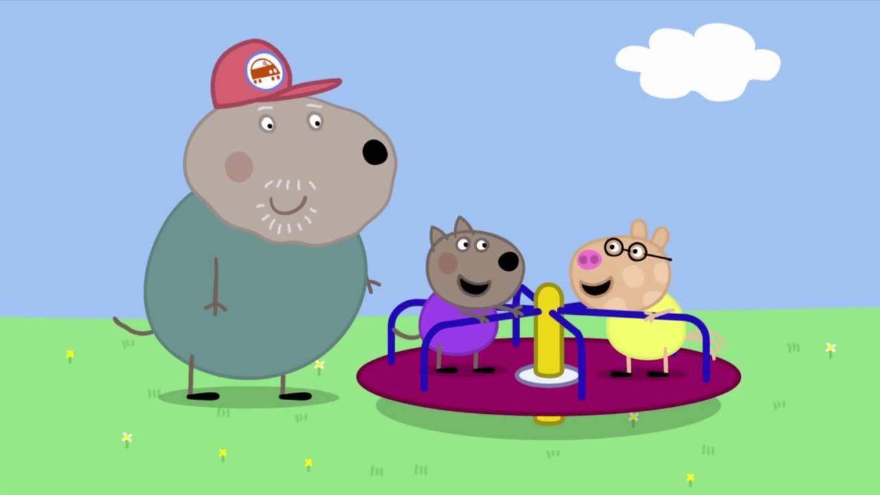 Peppa Pig - The Quarrel (43 episode / 2 season) [HD]