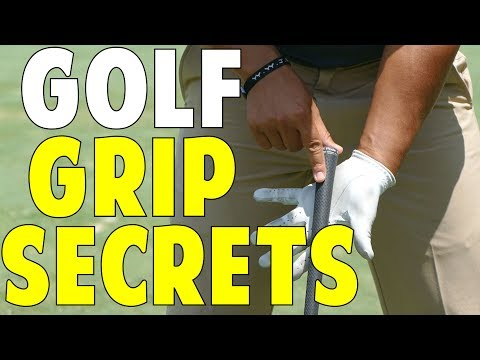 Secrets to a Good Grip