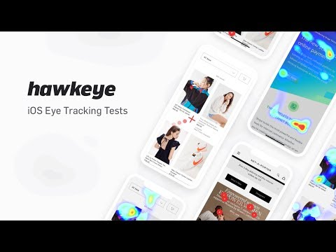 Hawkeye - Conduct Eye Tracking Tests with your iPhone