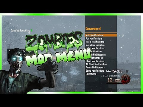Latest - [PS3] Black Ops 2 Zombies Mod Menu [Conversion V1