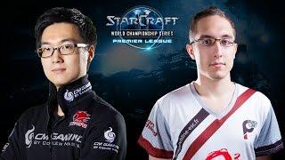 StarCraft 2 - Polt vs. FireCake (TvZ) - WCS Premier League Season 1 Finals - Ro16 Group C