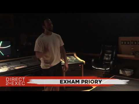 Exham Priory Performs at Direct 2 Exec Los Angeles 7/11/17 - Atlantic Records