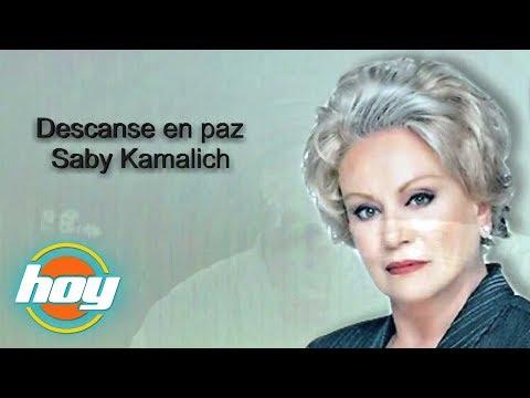 Muere la actriz Saby Kamalich, protagonista de 'Simplemente María'