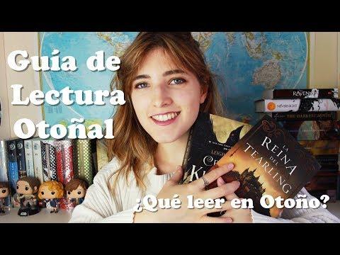 GUÍA DE LECTURA OTOÑAL ¿Qué leer en Otoño? #Recomendaciones