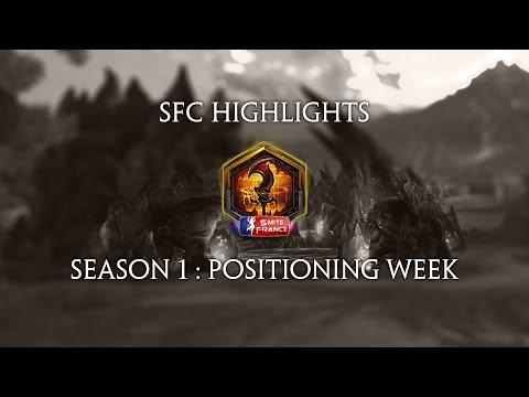 SFC Highlights - Season 1 : Positioning Week