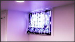 Levelor Curtain Rod Installation