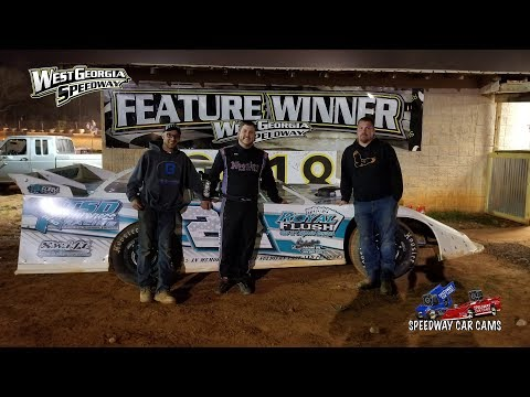 #22 Ross White - Winner - 604 - 3-31-18 West Ga Speedway - In Car Camera