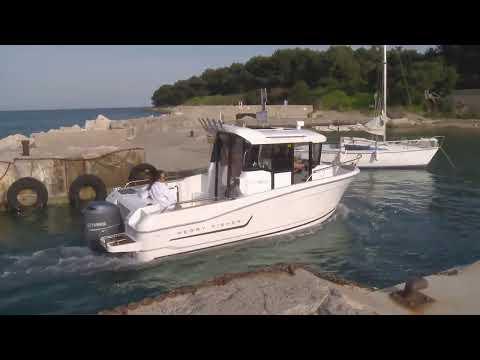 Jeanneau Merry Fisher 695 Marlin - Network Yacht Brokers Barcelona