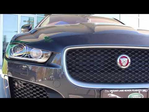 2018 Jaguar XE S Review at Jaguar Peabody