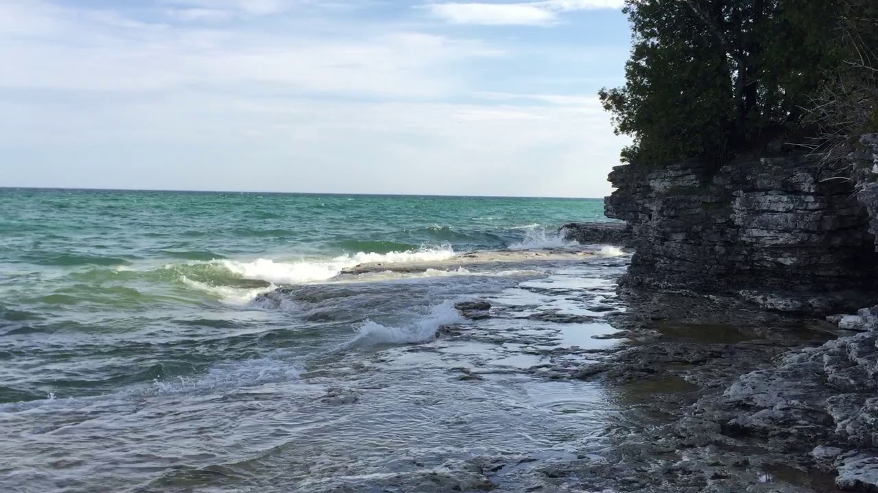 Hope for the New Year: Experiencing the Sacred in the Great Lakes