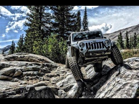 JKFORUM Wheeler Lake Colorado 2013 Jeep Jk Off Road  YouTube