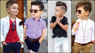 Very Beautiful New Style Haircut Baby Boys