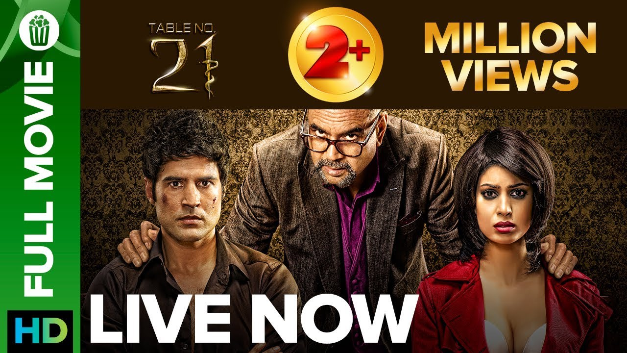 Table No21 Full Movie Live on ErosNow Rajeev Khandelwal Tena