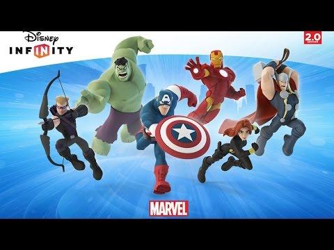 Disney Infinity 2.0 Новые миры - Сражаемся супергероями на Android