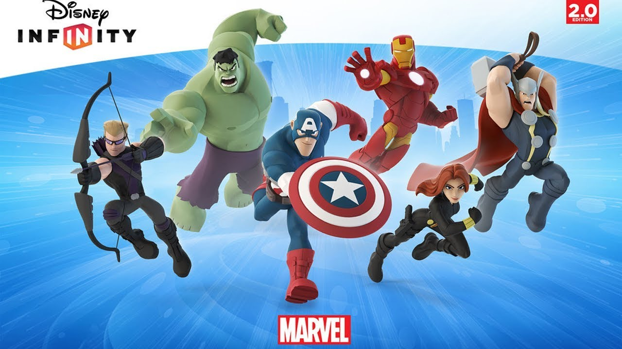 Disney infinity: toy box 2. 0 available for free on ipad and iphone.