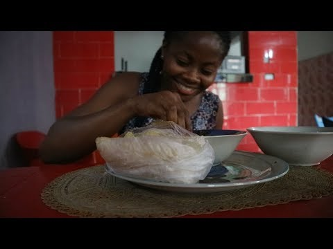 THE BEST LOCAL FOOD IN NIGERIA! FT MSKID