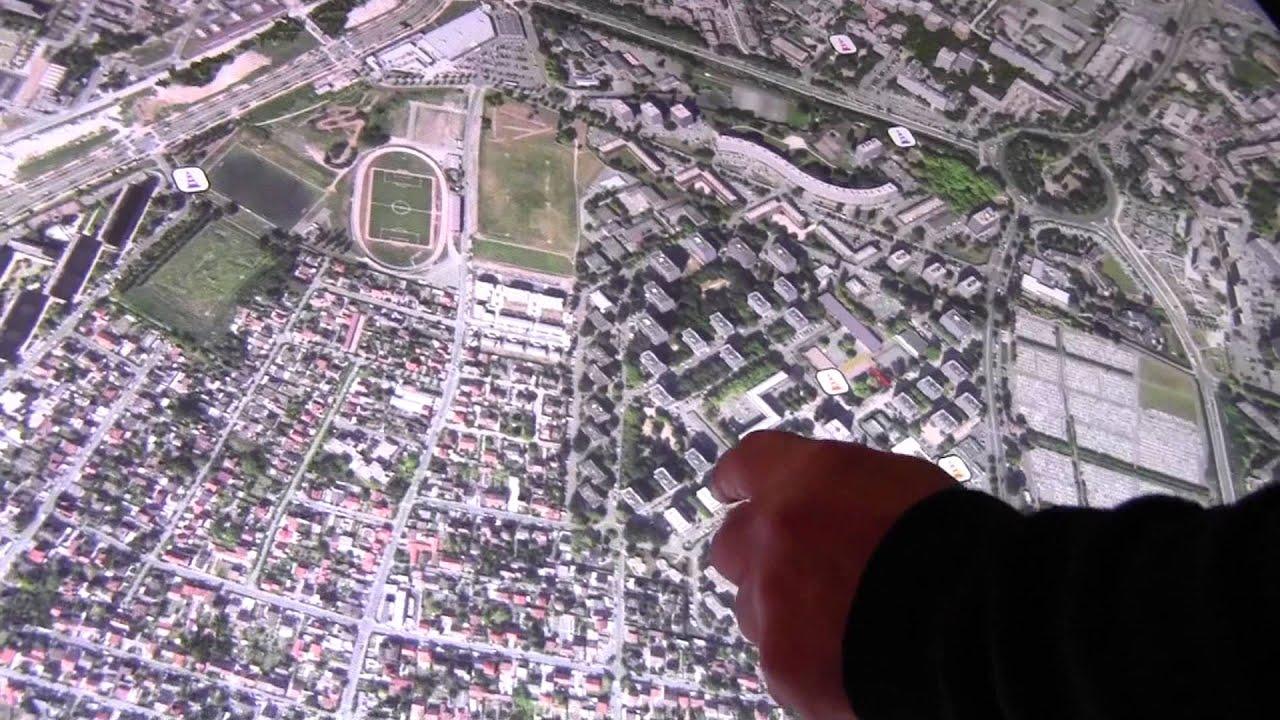 Aulnay sous Bois le quartier Mitry Ambourget et la rue Jules Princet zoom en 3D YouTube # Déchetterie Aulnay Sous Bois