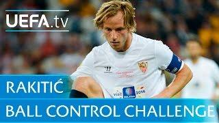 The Rakitić ball control challenge