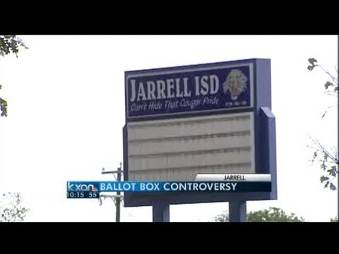 Jarrell ISD Board Race Being Questioned
