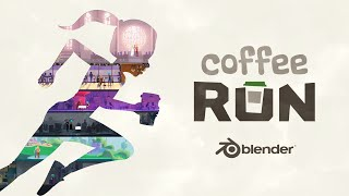 Coffee Run - Blender Open Movie