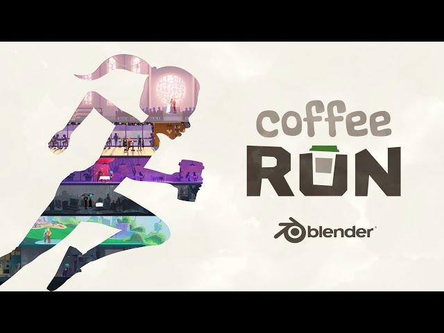 Coffee Run - Blender Open Movie