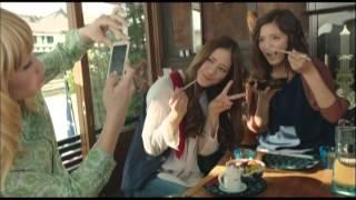 出演:E-GirlsからAmi、藤井萩花、KAREN.