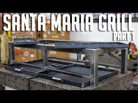 STCG Santa Maria Grill Build: Part 1 Of 6
