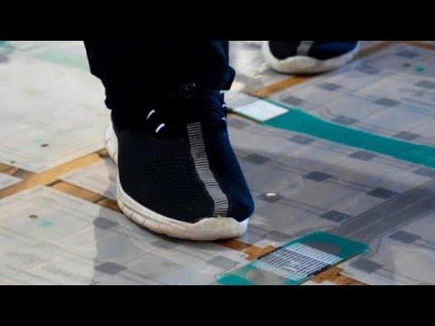 Smart floor sensors put the future of retail beneath our feet