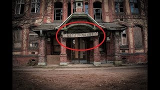 CREEPIEST Abandoned Places Around the World