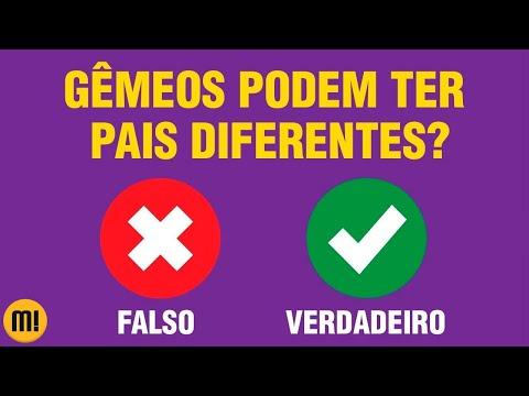 VOCÊ ACHA QUE É FALSO OU VERDADEIRO? | FAÇA O TESTE