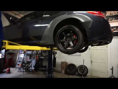 Auto to Manual Swap | 3.8 Turbo FIX