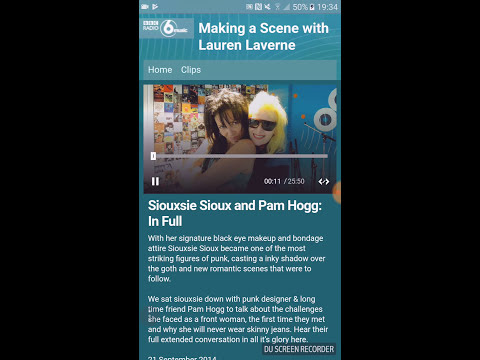 PAM HOGG & SIOUXSIE SIOUX Interview