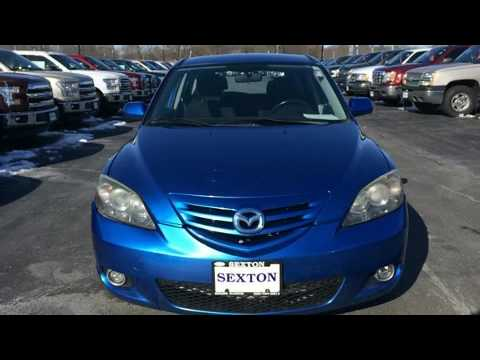 2006 mazda mazda3 s in moline il 61265 youtube. Black Bedroom Furniture Sets. Home Design Ideas