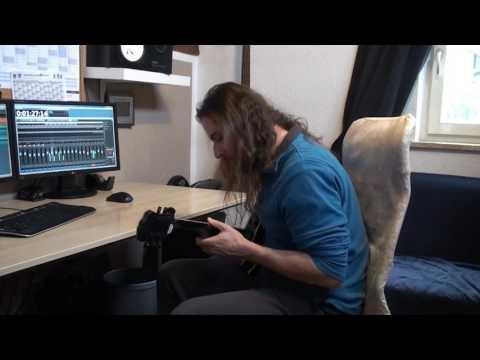 Axe FX II XL Test Recording for the next album