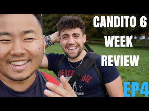 ROAD TO FIRST POWERLIFTING MEET EP4 | CANDITO 6 WEEK PROGRAM VIEWS