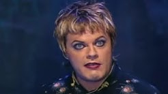 """Eddie Izzard """"Cake or Death"""" Sketch From Dress to Kill"""