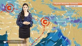 Weather Forecast for Jun 21: Rain in Delhi, Haryana, Punjab, Bihar, West Bengal