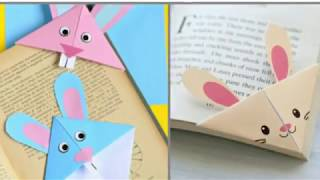 2 easy and beautiful bookmark ||DIY Bookmark