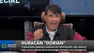 INFORME ESPECIAL - Huracán