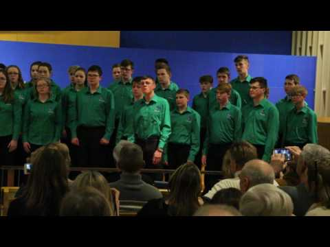 MO GHILLE MEAR [Seán Clárach Mac Dómhnaill] - Waterford Institute of Technology Youth Choir