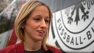 Ankunft der DFB-Frauen