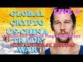 Crypto Friday: New Coinbase Listing! Global Crypto Mining: US-China Trade War & DLT Crypto News