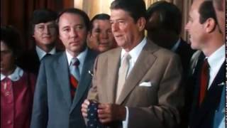 President Reagan Meeting House Conservative Democratic Forum on September 14, 1981