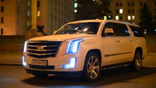 Cadillac Escalade. Моторы 207