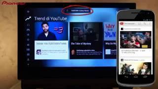 tutorial soundbar sbx n youtube send to tv
