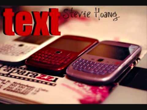 Text - Stevie Hoang