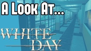 White Day (AbandonWare Korean Horror Game) Gameplay, Opinions & First Impressions Review #1