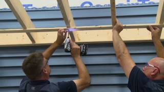 CertainTeed Soffit and Fascia Installation