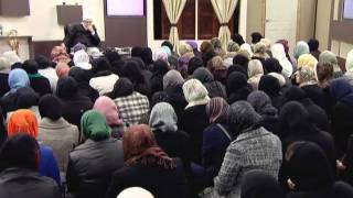 Gulshan-e-Waqf-e-Nau Lajna Class: 20th February 2011 - Part 1 (Urdu)