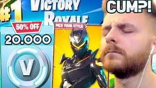 🔥 PLAY 1V1 WITH IRAPHAHELL IN FORTNITE ON 20,000 VBUCKS!